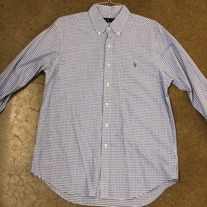 Ralph Lauren Polo Classic Fit Oxford Mens Shirt.